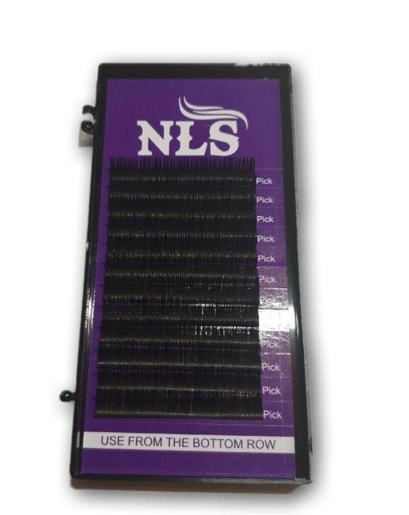 CILS POUR LES EXTENSIONS NLS / ÉPAISSEUR 0,15MM / C-CURL / 10mm