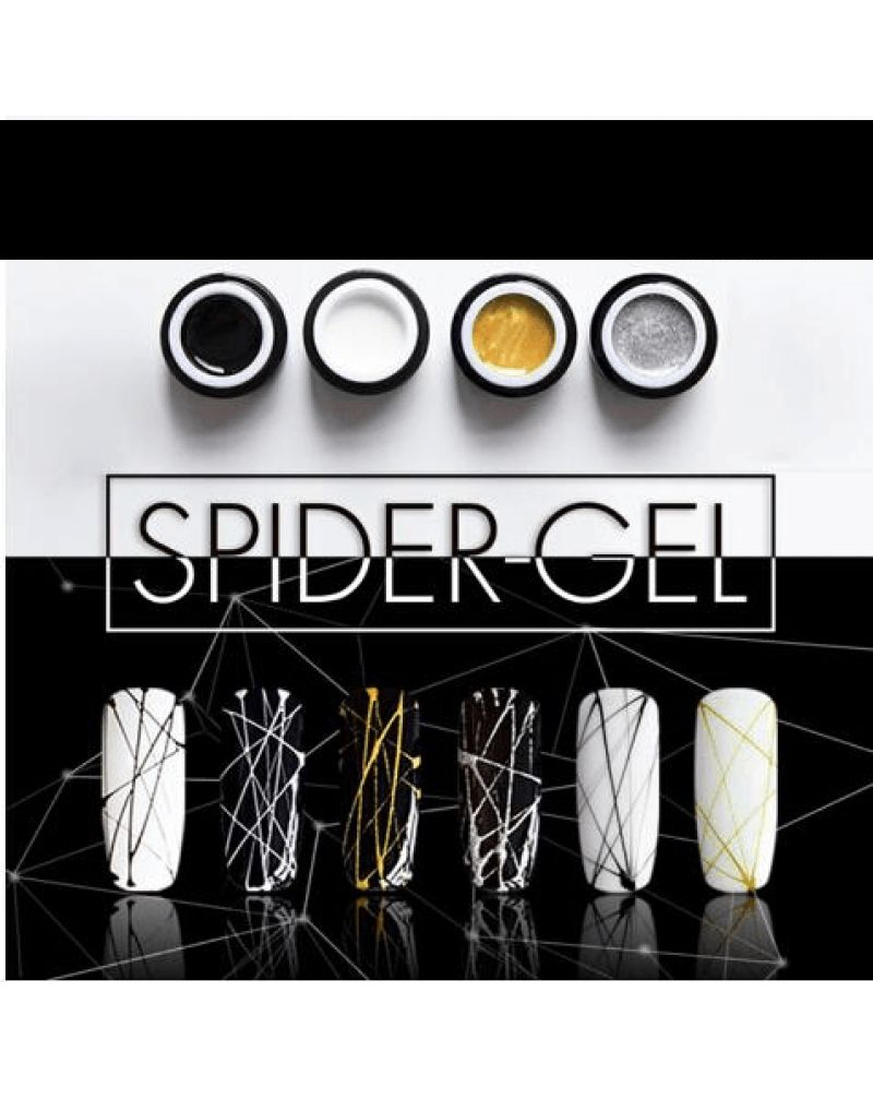 Spider gel pour nail art