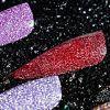 Vernis semi-permanent Reflective glitter