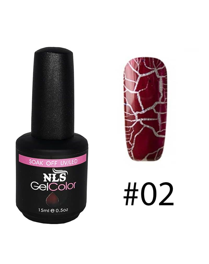 Vernis semi permanent Crack serie #02