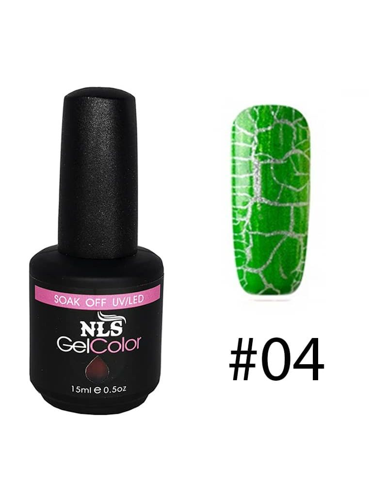 Vernis semi permanent Crack serie #04