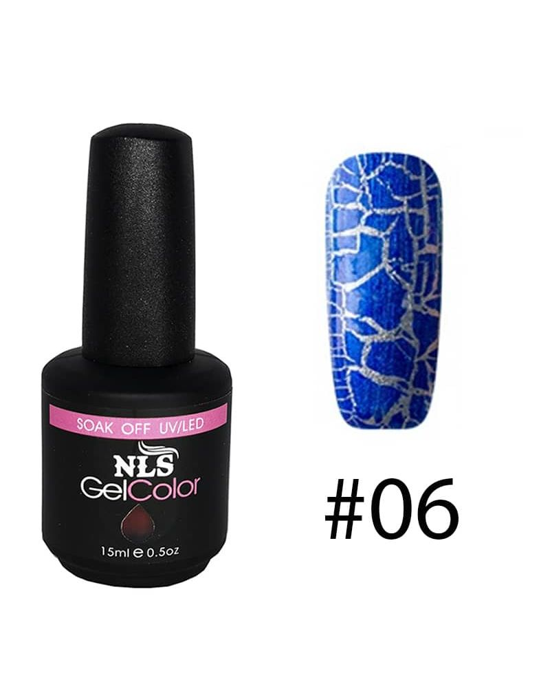 Vernis semi permanent Crack serie #06