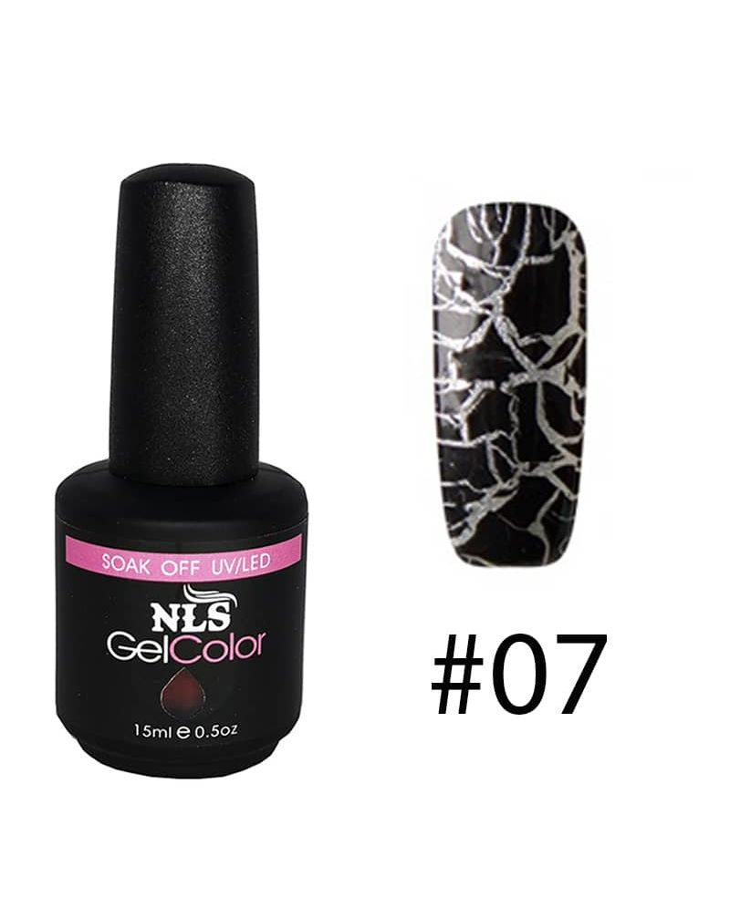 Vernis semi permanent Crack serie #07