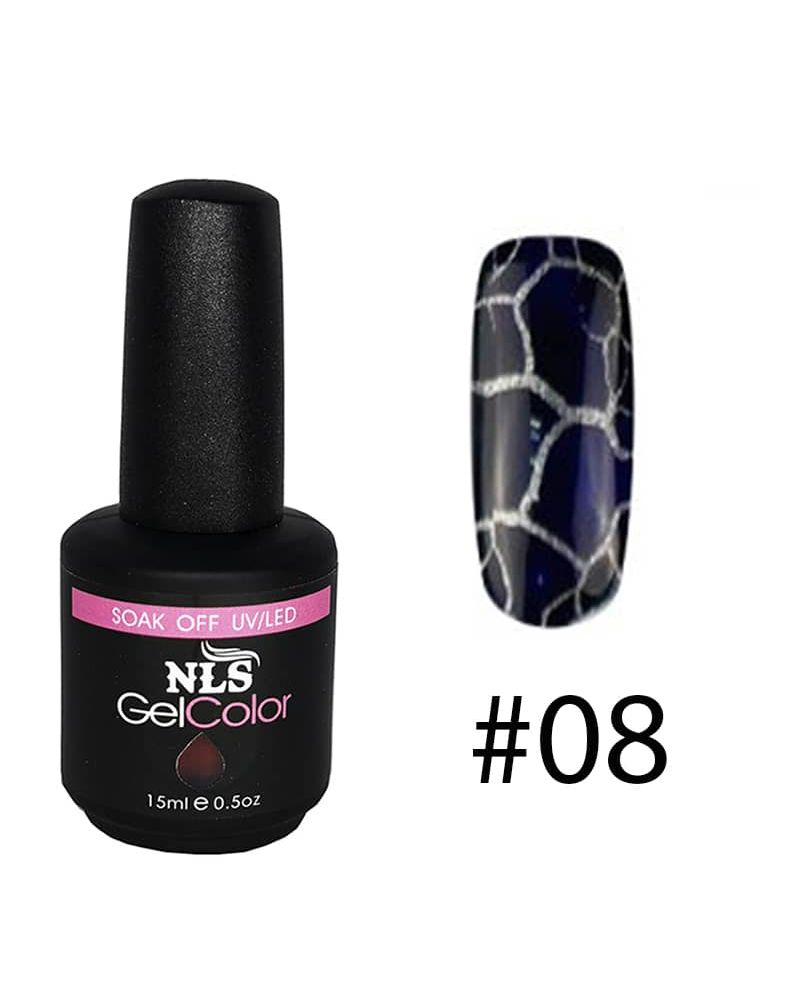 Vernis semi permanent Crack serie #08