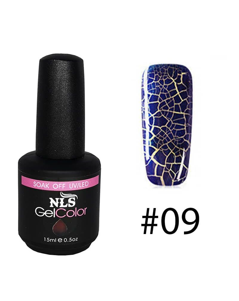 Vernis semi permanent Crack serie #09