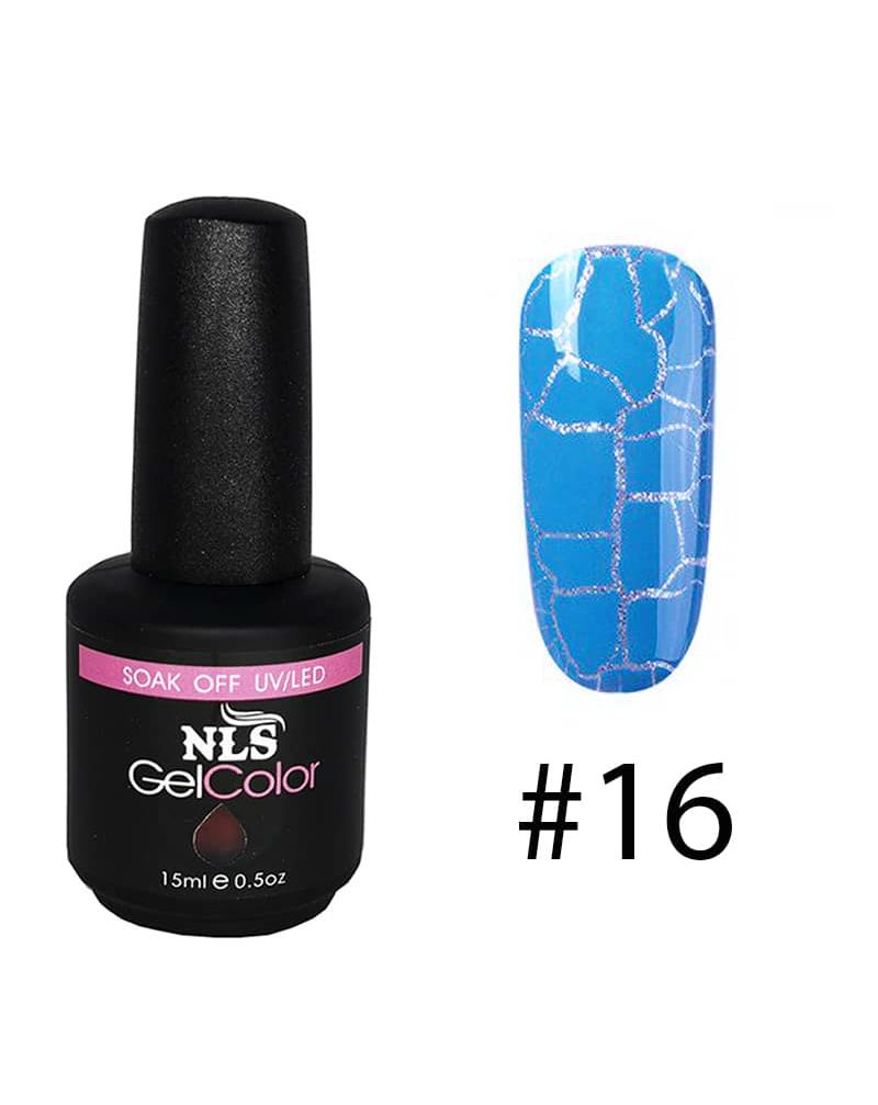 Vernis semi permanent Crack serie #16