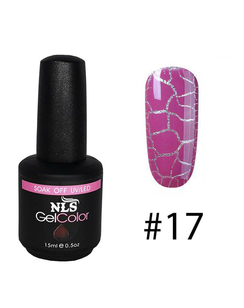 Vernis semi permanent Crack serie #17