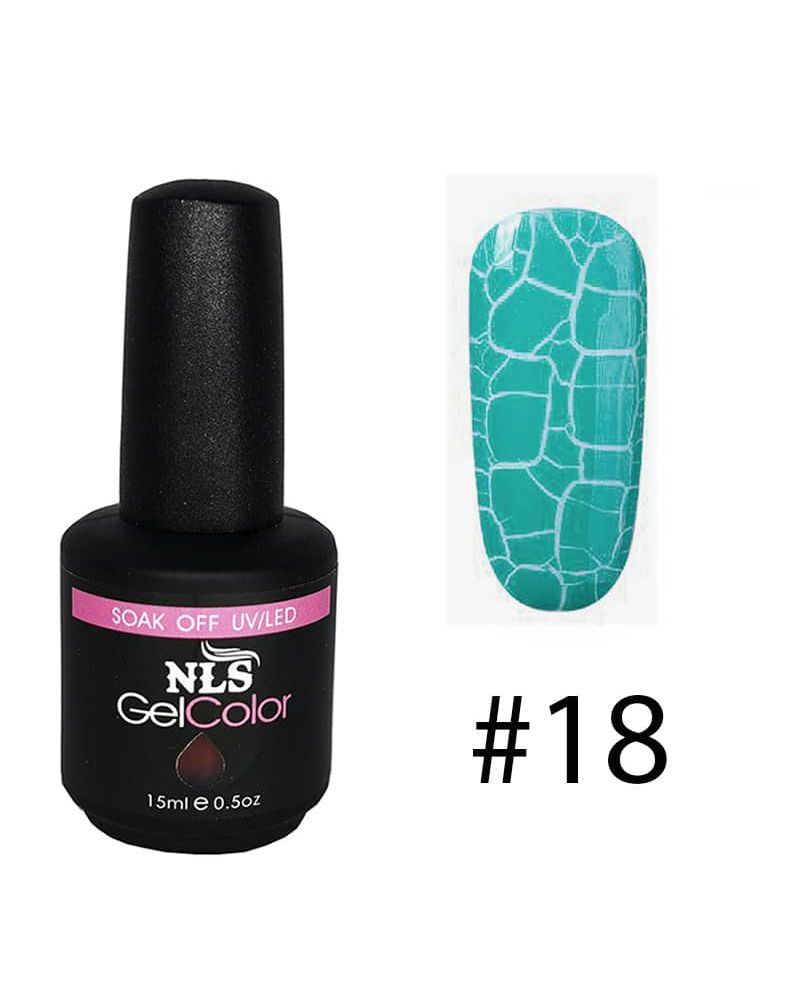 Vernis semi permanent Crack serie #18