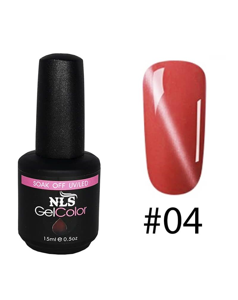 Vernis semi permanent a ongles Cat Eye Serie #04