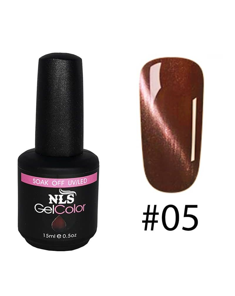 Vernis semi permanent a ongles Cat Eye Serie #05