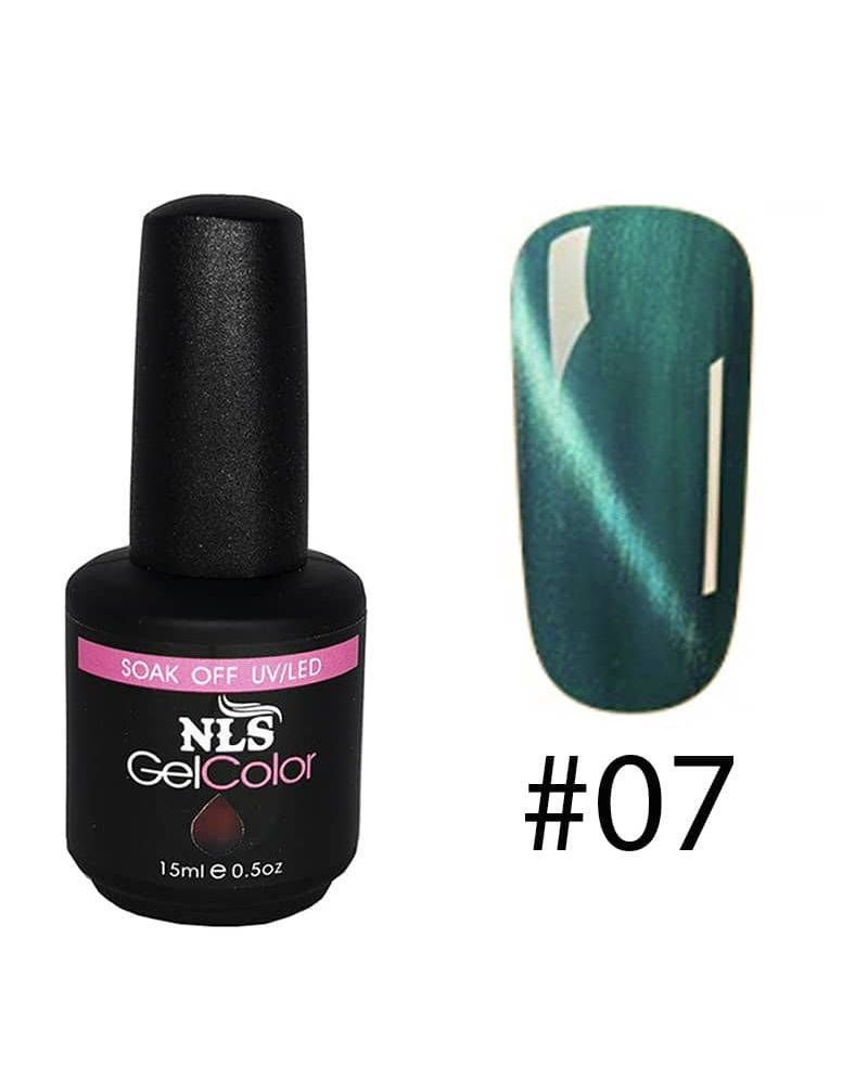 Vernis semi permanent a ongles Cat Eye Serie #07