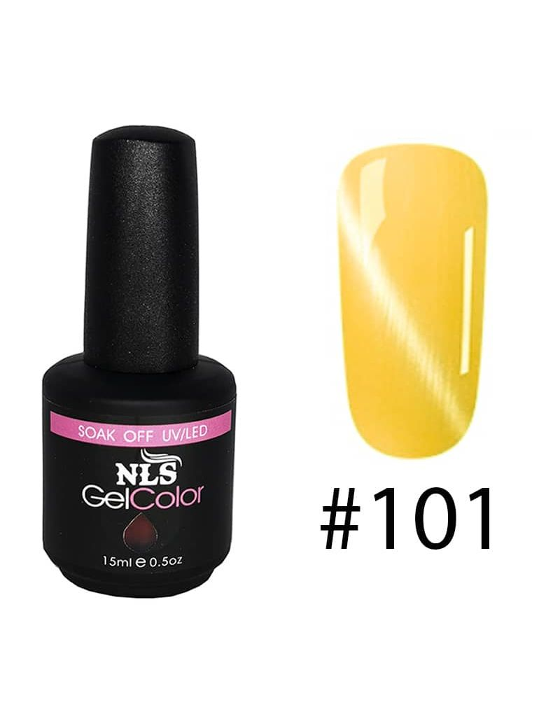 Vernis semi permanent a ongles Cat Eye Serie #101