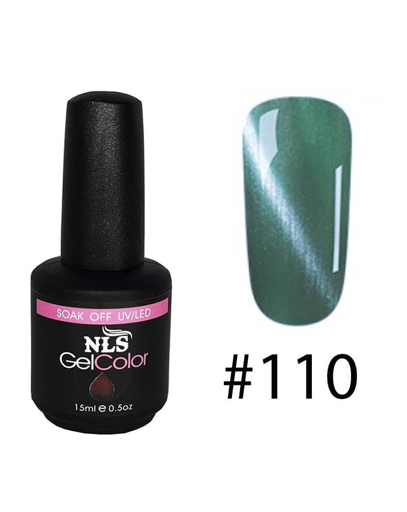 Vernis semi permanent a ongles Cat Eye Serie #110