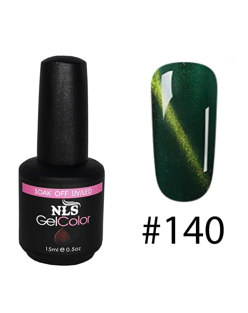 Vernis semi permanent a ongles Cat Eye Serie #140