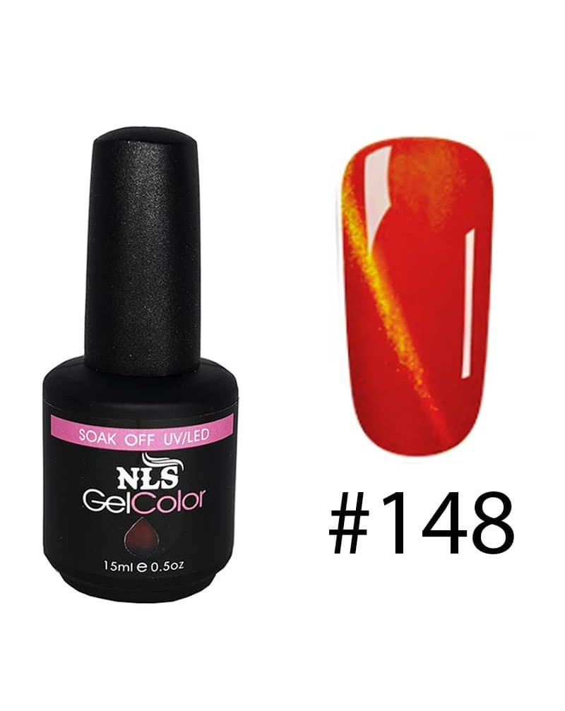 Vernis semi permanent a ongles Cat Eye Serie #148