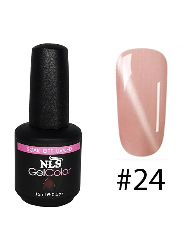 Vernis semi permanent a ongles Cat Eye Serie #24