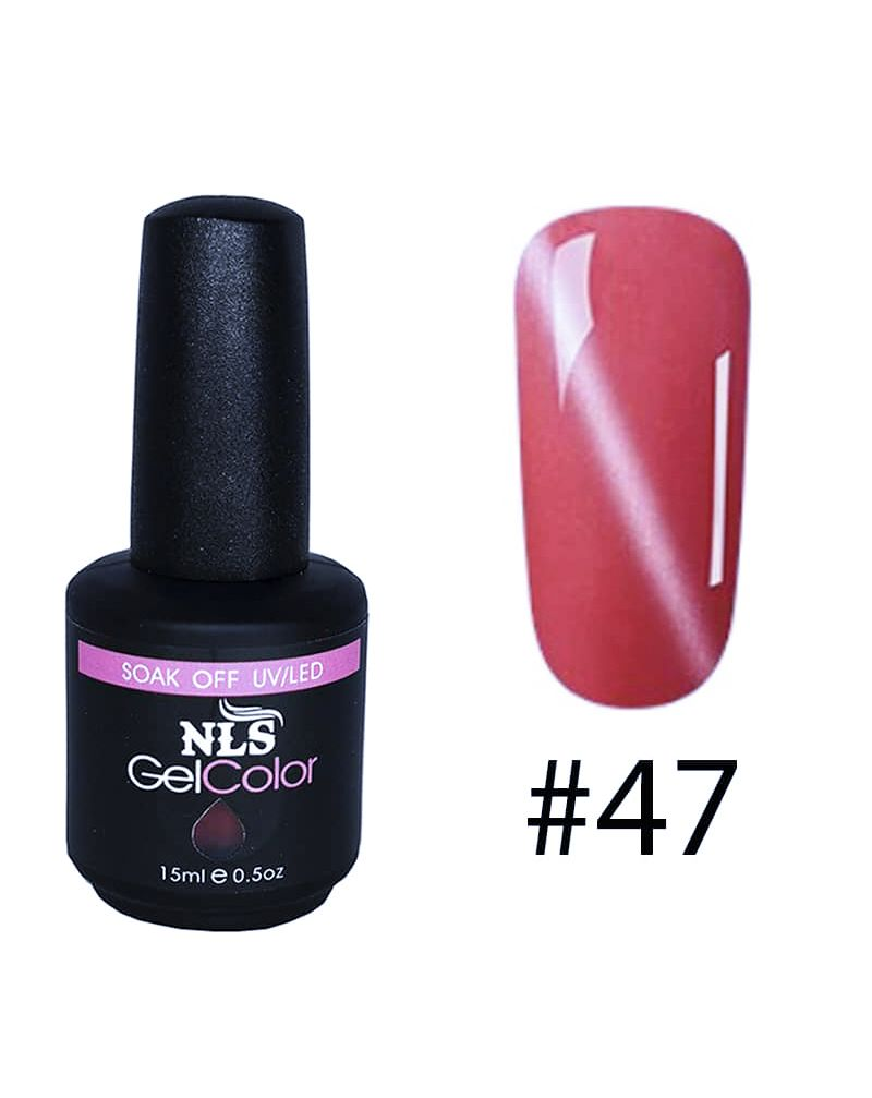 Vernis semi permanent a ongles Cat Eye Serie #47