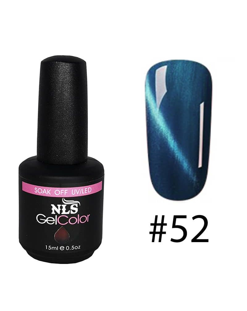 Vernis semi permanent a ongles Cat Eye Serie #52