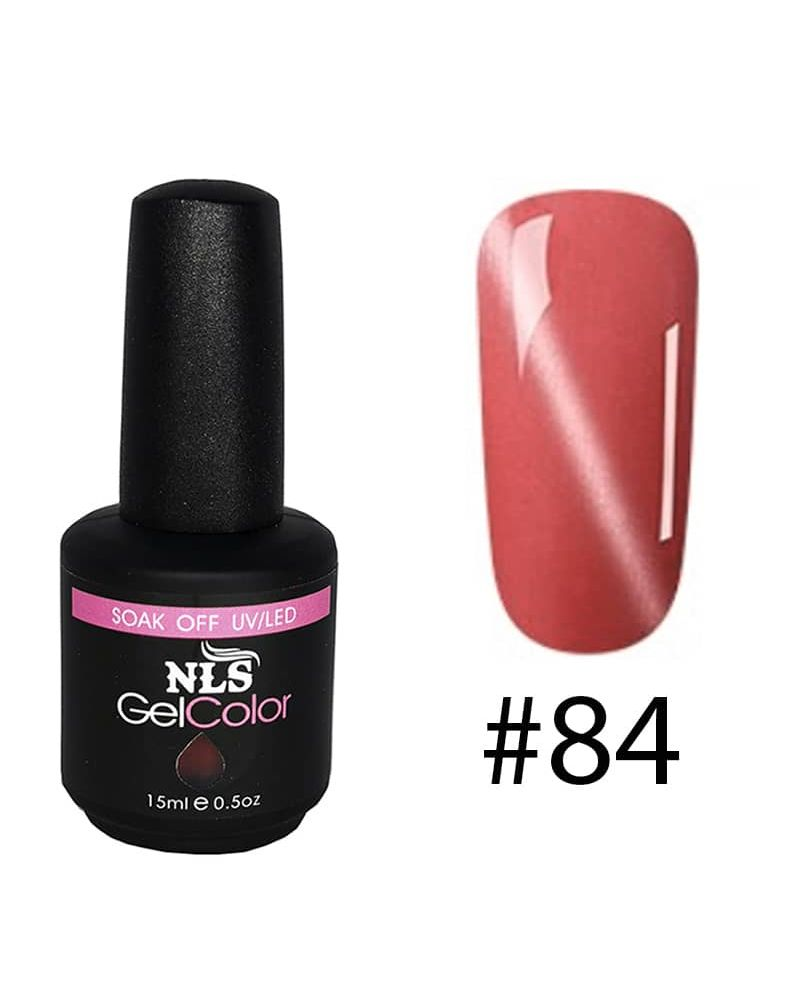 Vernis semi permanent a ongles Cat Eye Serie #84