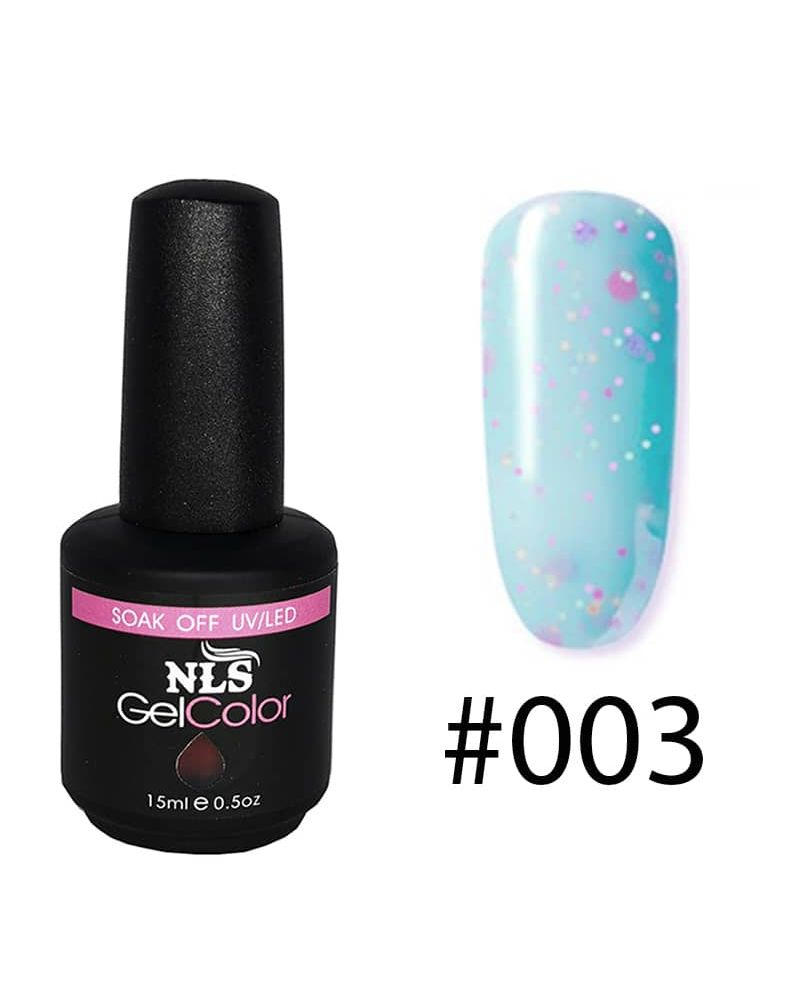 Vernis a ongles semi permanent Cream serie #003