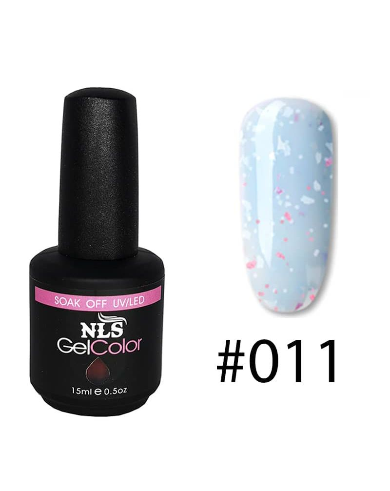 Vernis a ongles semi permanent Cream serie #011