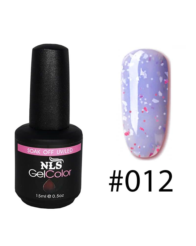 Vernis a ongles semi permanent Cream serie #012