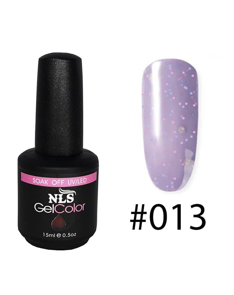 Vernis a ongles semi permanent Cream serie #013