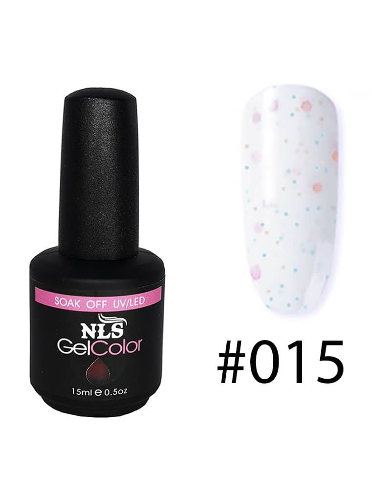 Vernis a ongles semi permanent Cream serie #015