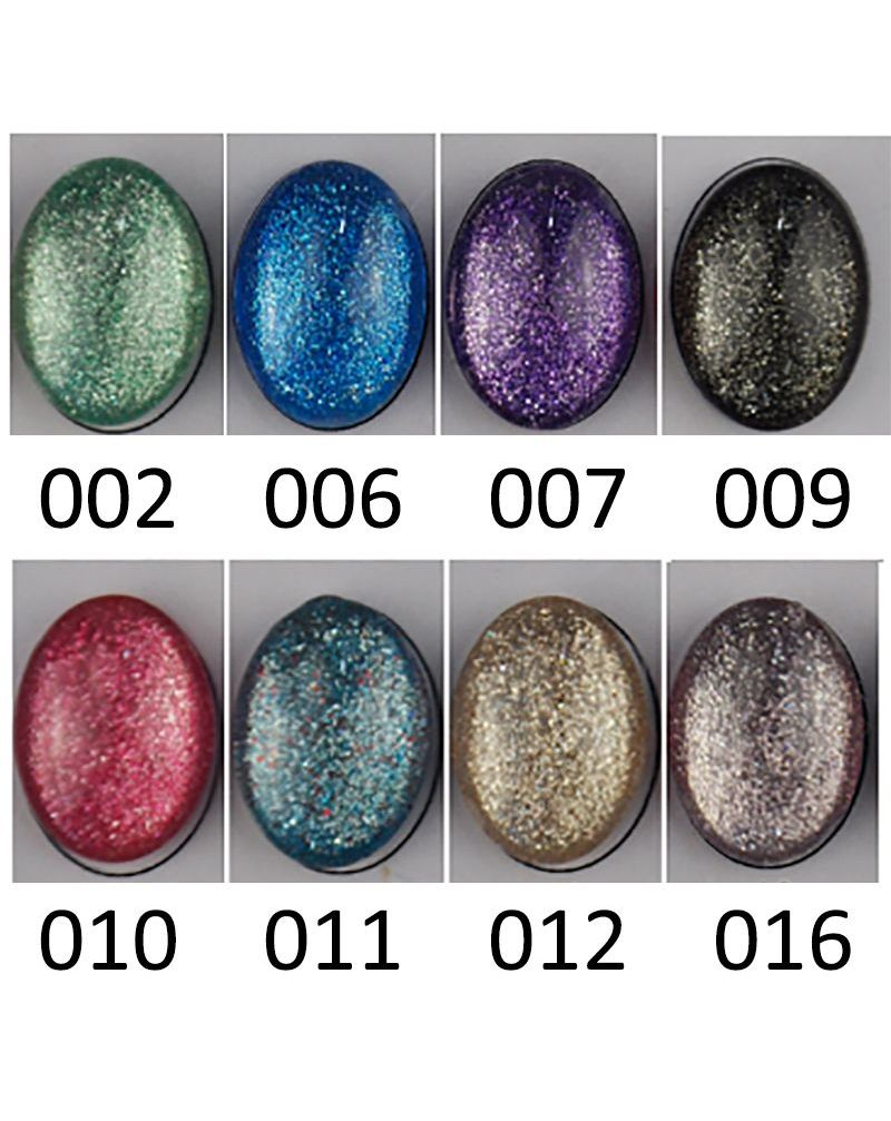 Vernis a ongles semi permanent Diamant serie