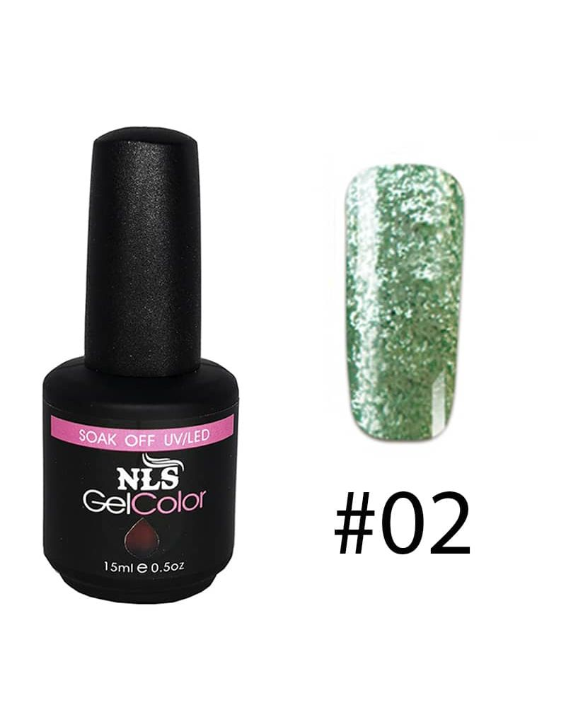 Vernis a ongles semi permanent Diamant serie #02