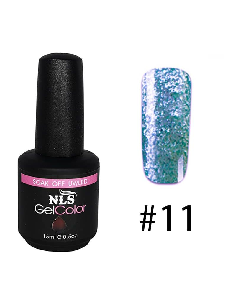 Vernis a ongles semi permanent Diamant serie #11