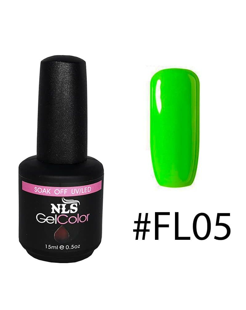 Vernis semi permanent Electric Green