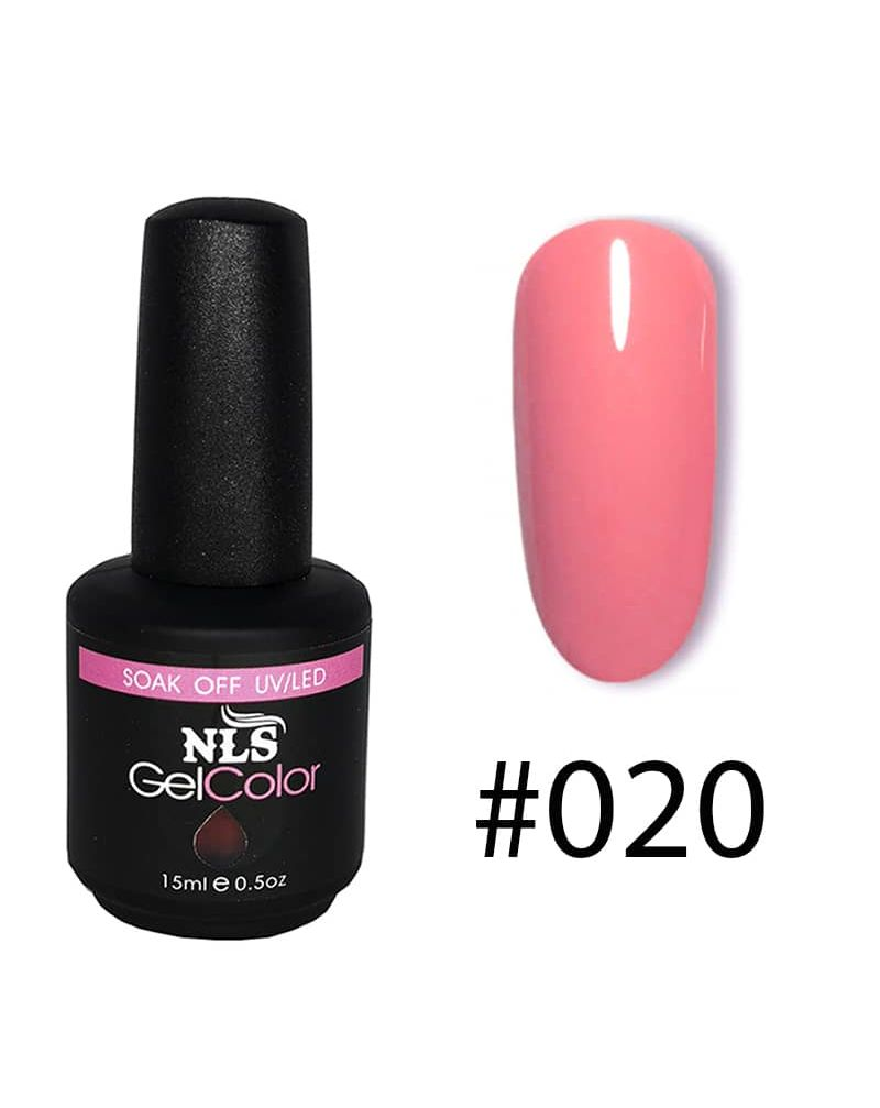 Vernis semi permanent Light rose