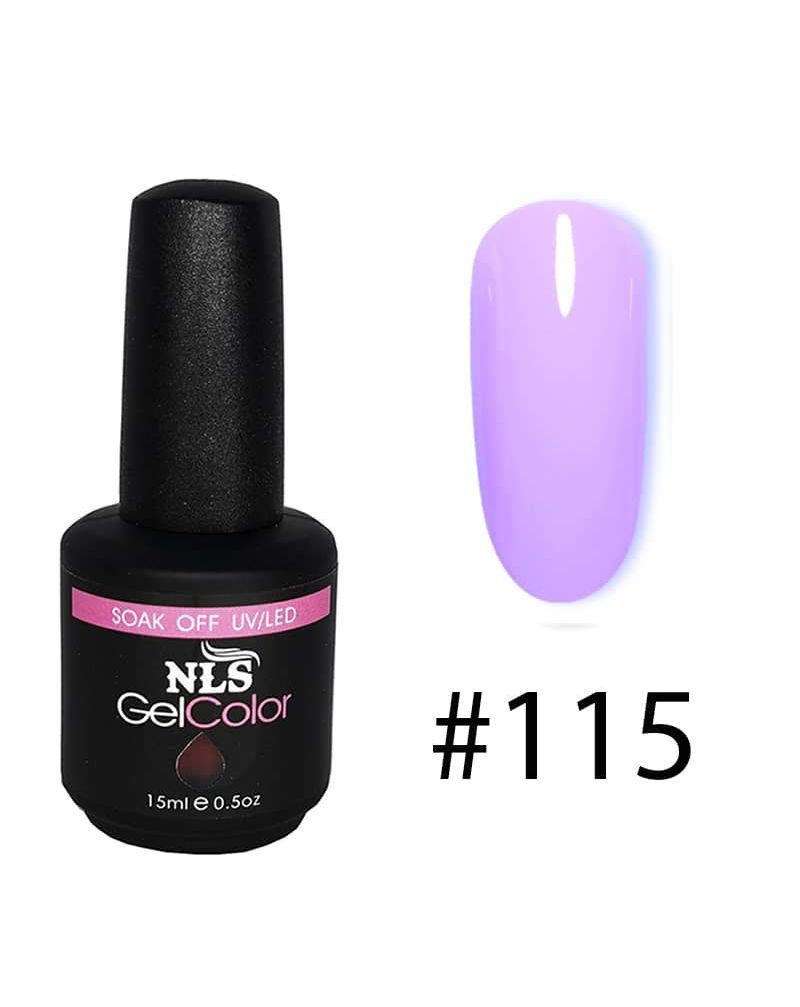 Vernis semi permanent Light Purple