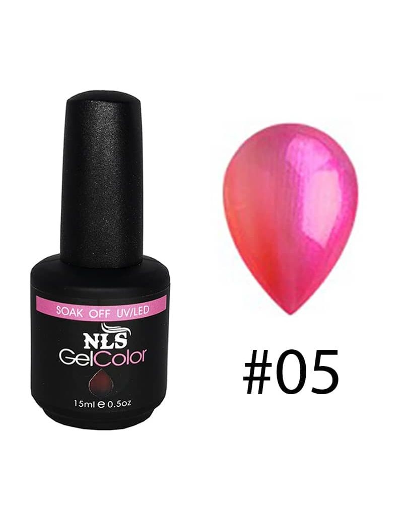 Vernis a ongles semi permanent Shell serie #05