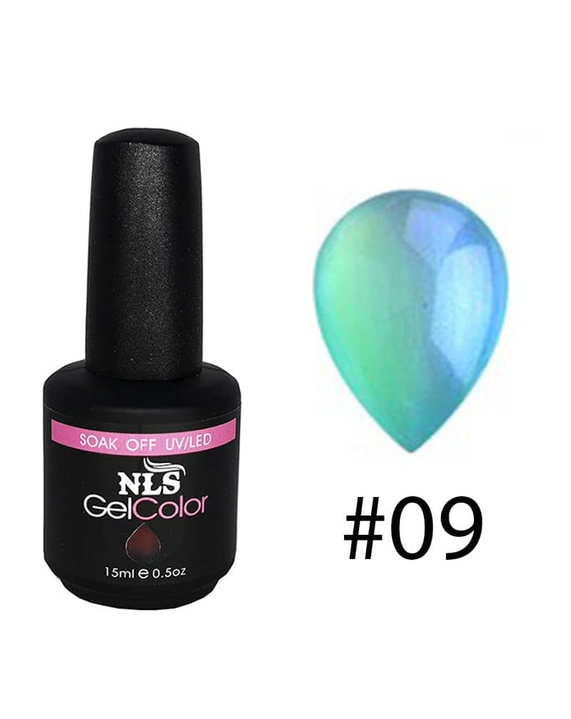 Vernis a ongles semi permanent Shell serie #09