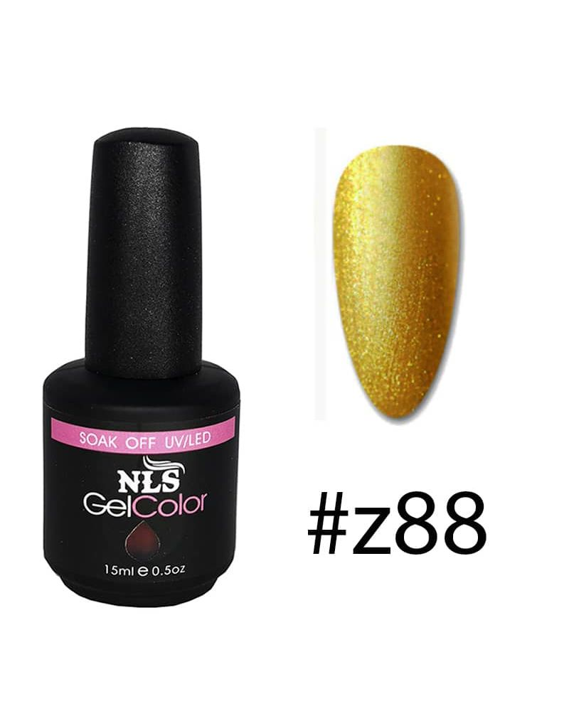 Vernis semi permanent Golden Treasure