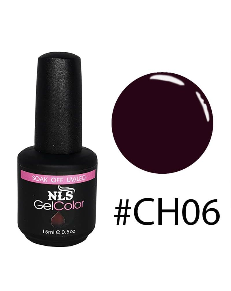 Vernis semi permanent Cherry