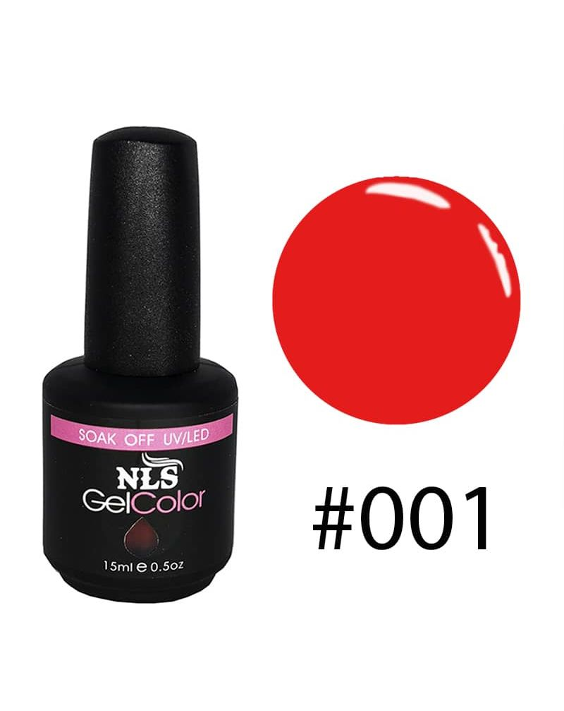 Vernis semi permanent Red rose