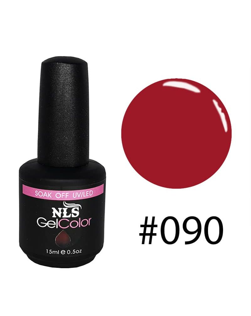 Vernis semi permanent Vin Rouge