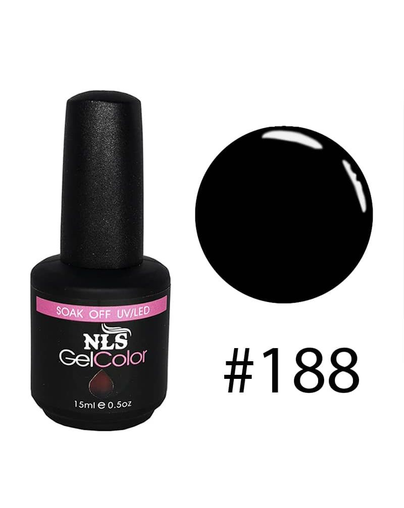 Vernis semi permanent Black Shadow