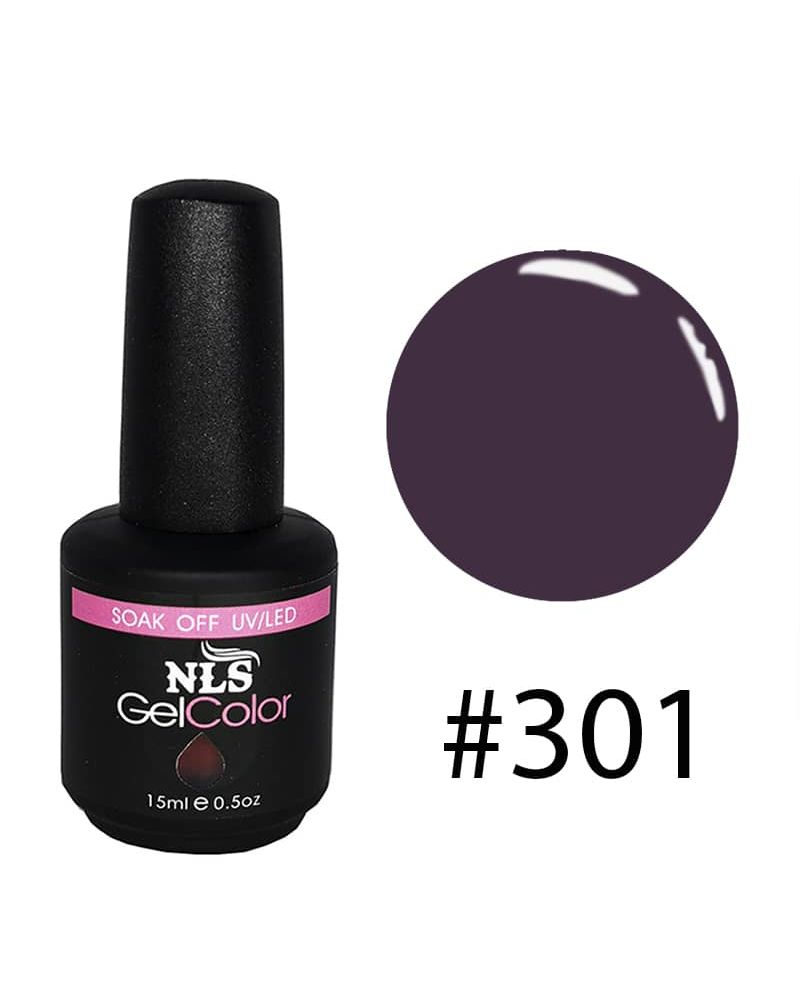 Vernis semi permanent Poison Plum