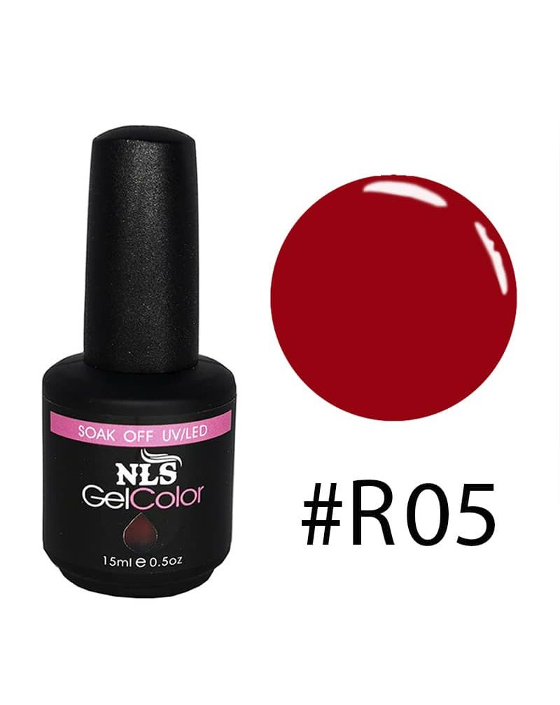 Vernis semi permanent Simple Red