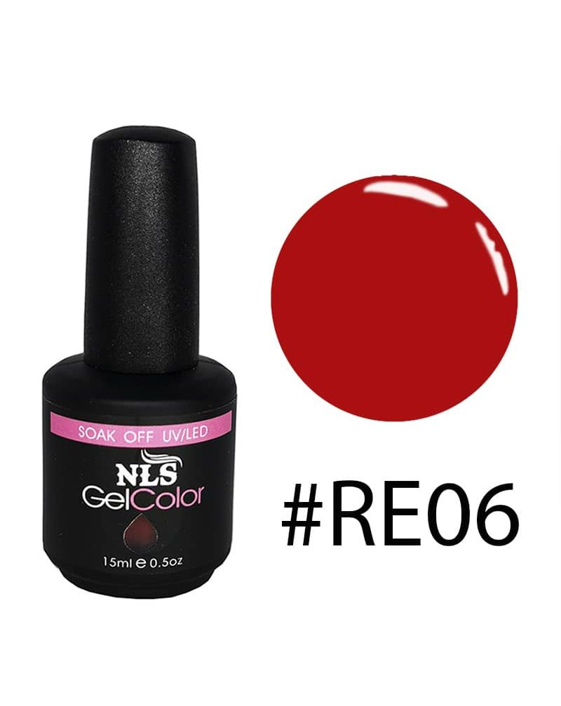 Vernis semi permanent Scandalous Red