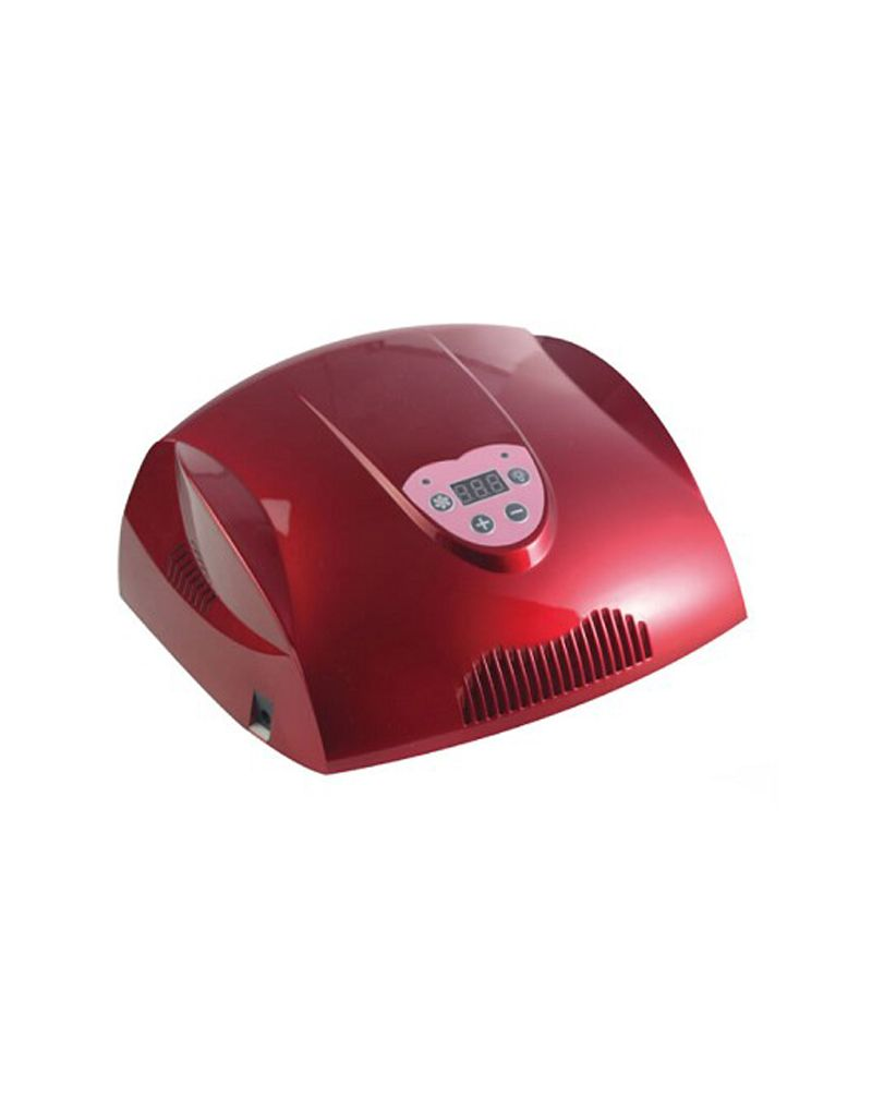 Lampe LED ongle 48 watts, couleur rouge