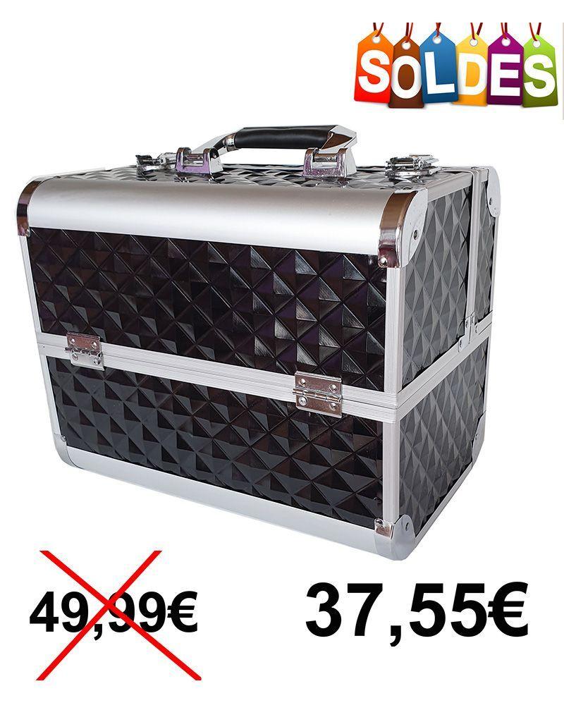 Mallette professionnelle en aluminium SP4.1